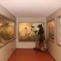 1 зал: – «Природа Хайбуллинского района»
