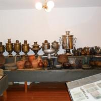 2 зал: – «Материальная культура башкирского народа»